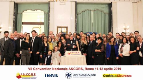 VII Convention Nazionale ANCORS